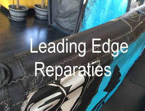 Leading Edge & Strut Reparaties